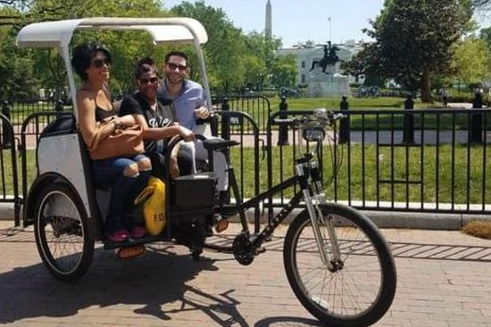 Adventure DC Tricycle Tours