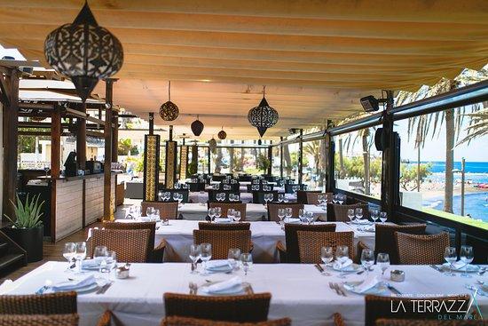 La Terrazza Del Mare Playa De Las Americas Restaurant