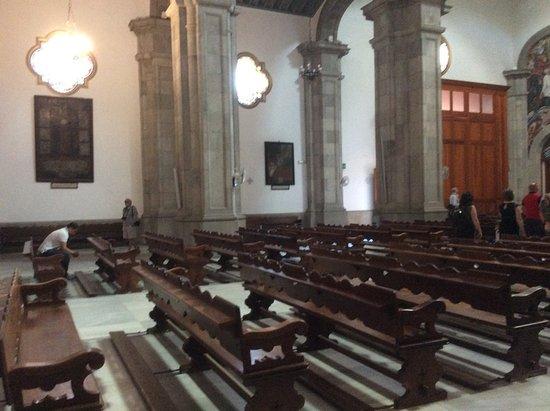 Basilica de Nuestra Senora de Candelaria: Vue d'ensemble.