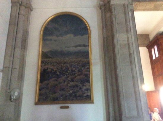 Basilica de Nuestra Senora de Candelaria: Peinture