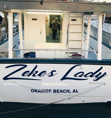 Zeke's Lady