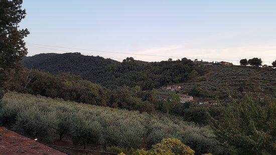 Agriturismo La Montagnola: Appartamento - Il Poggio - Panorami Tramonto.