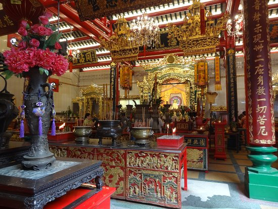 Guanyin temple Yangon