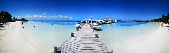 Isla Contoy, México: Molo