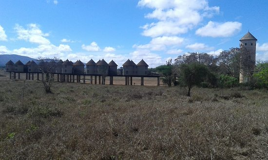 African Safaris Adventures: Sarova salt lick lodge in Taita Hills. Make it your destination this Easter. Contact us to book a 2 days (private) safari.