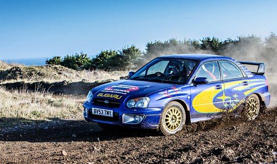 Chris Birkbeck Rally School