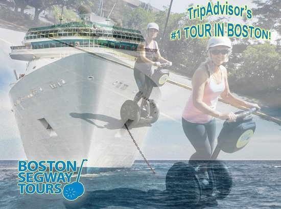 Boston Segway Tours: Riding a#cruise#shipinto#Bostonthis year? Find us near#FaneuilHallto #cruise the#citywith your#friendsand#family😎#Segway#toursshow you so much, in so little time!😃www.bostonsegwaytours.net