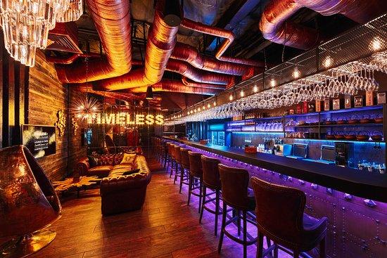 TIMELESS Lounge & Bar
