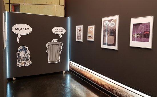 """Ausstellung """"Michael Holtschulte - Amoklauf in der Waldorfschule"""" (2017)"""
