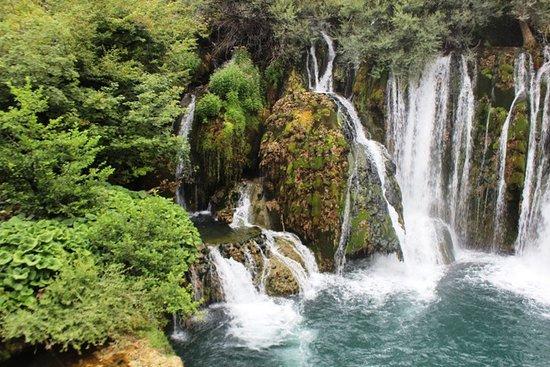 le cascate di Martin Brod