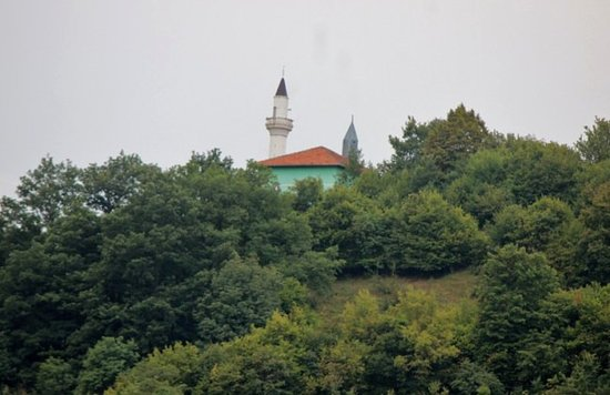 Moschea Orasac - citta