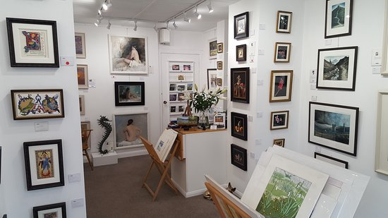 Norton Way Gallery
