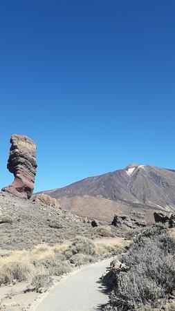 Tenerife, Španělsko: El Teide