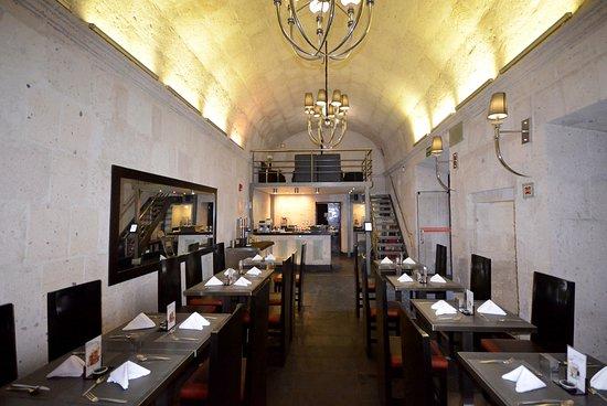 qp Hotels Arequipa: Restaurant