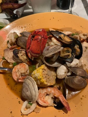 NEW ORLEANS SEAFOOD CASSEROLE