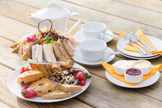 Woodworks Cafe Afternoon Tea