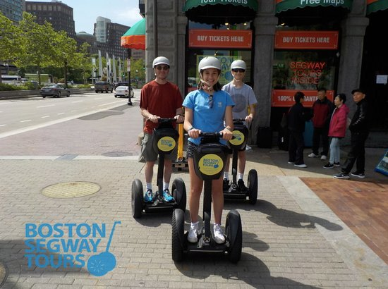 Boston Segway Tours: #Summer#Vacationis coming!😃Gather your#friends&#familyfor good times at#Boston#Segway#Tours😎www.bostonsegwaytours.net