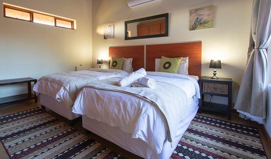 Siyaya Bush Lodge: Bedroom