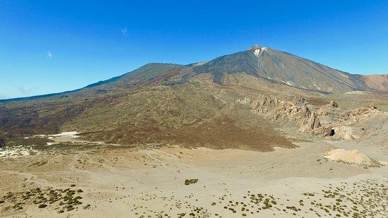 Tenerife, Španělsko: Der größte Berg Spaniens der Pico del Teide