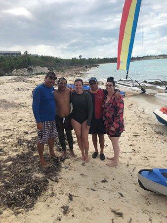 Iberostar Selection Playa Pilar: Must go snorkelling!!