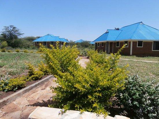 Lake Manyara National Park, Tanzánia: rooms