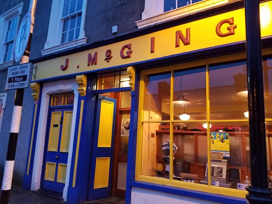 J McGing, Traditional Irish Pub