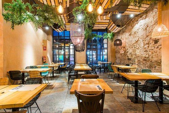Restaurante Santa Tapa Barcelona