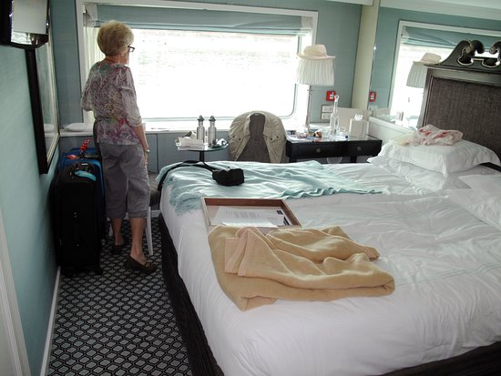 Cat 2 cabin, River Princess
