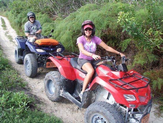 Carnival Pride: ATV Adventure in Freeport