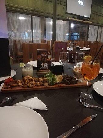 es una de las exquisitas tablas que puedes encontrar en nuestro restaurante .... atrévete a visitarnos y sorprendete