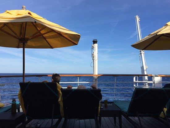 Carnival Fantasy: Serenity Deck