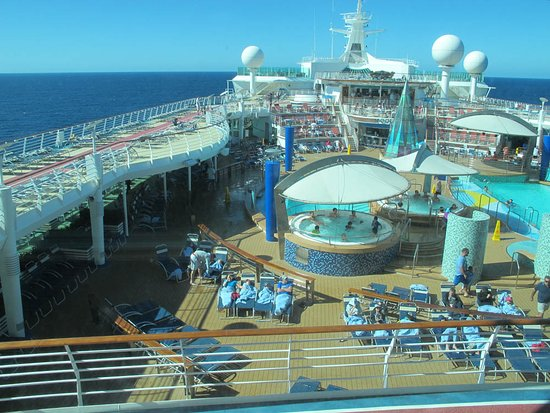 Voyager of the Seas: Deck 14