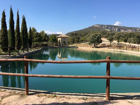 Alquézar, España: Balsas de Basacol