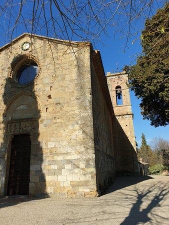 Poggibonsi, Italie: Chiesa di Santa Maria a Talciona