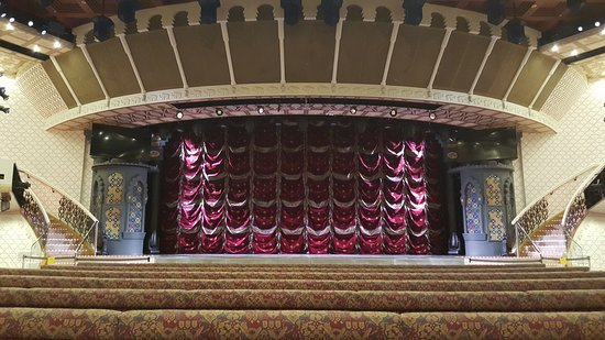 Carnival Pride: Theater