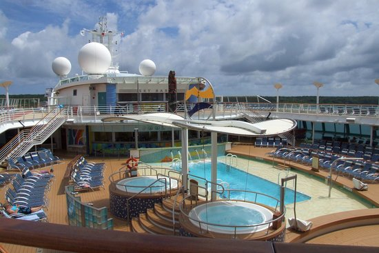 Radiance of the Seas: Deck 11