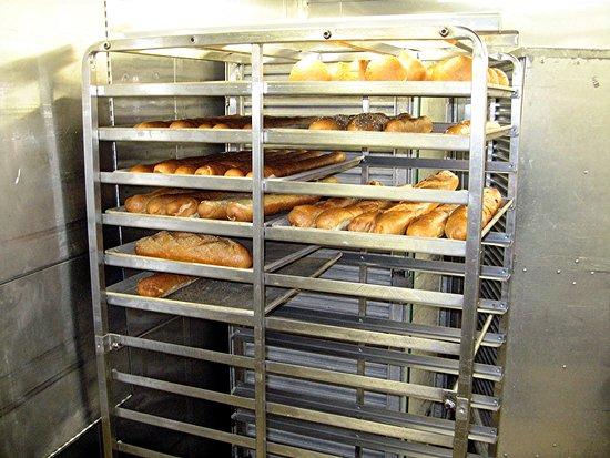 Grandeur of the Seas: Galley Bakery