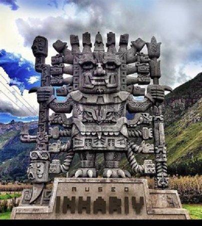 Urcos, Perù: Museo Incary