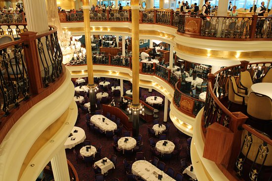 Adventure of the Seas: Dining Room