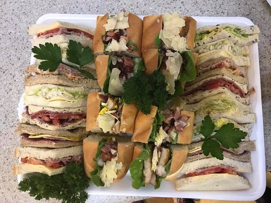 Daves's Bakehouse: Need Catering for an event? Give us a call!