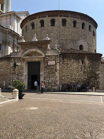 Brescia - Duomo Vecchio - exterior