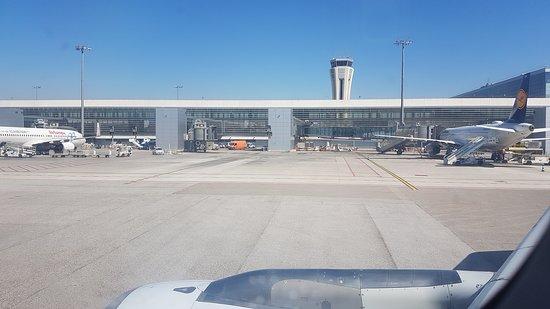 Brussels Airlines: Aéroport de Malaga