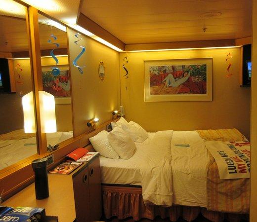 Carnival Triumph: 9274 Interior (G) Cabin