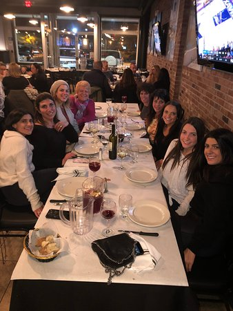 Old Tappan, NJ: Girl's night out