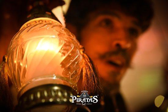 Porto dos Piratas Pizzaria Temática: Porto dos Piratas Famalicão