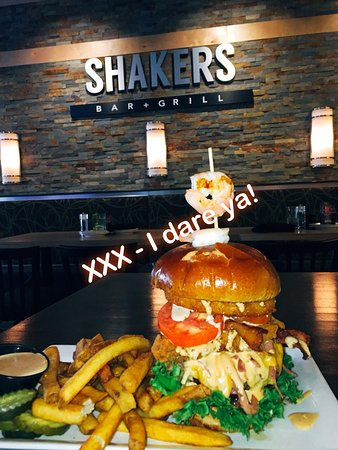 Shakers Bar And Grill - Canton: Shakers Canton