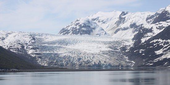 Carnival Legend: Glacier Bay National Park