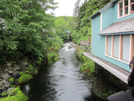 Radiance of the Seas: Ketchikan - Creek St.