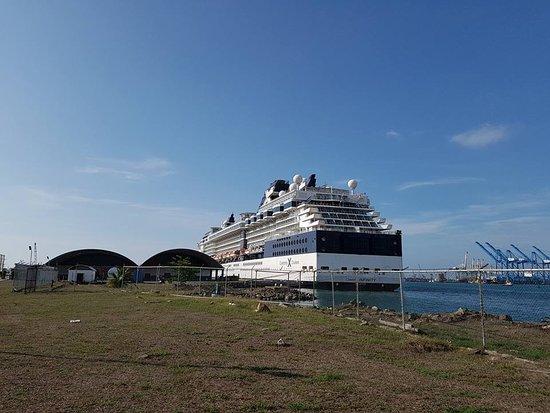 Celebrity infinity in Port