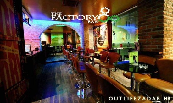 The Factory Bar